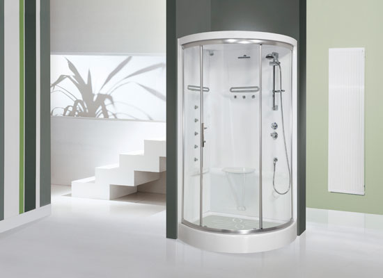 Combyshower - Cabine doccia multifunzione leroy merlin ...